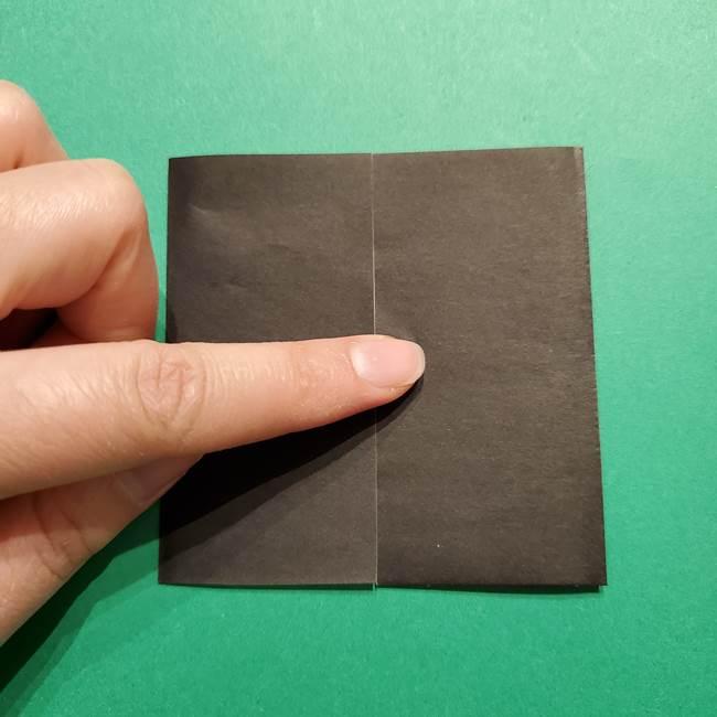 きめつのやいば よりいちの折り紙の折り方・作り方2髪(8)