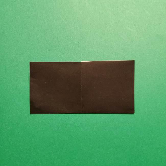 きめつのやいば よりいちの折り紙の折り方・作り方2髪(9)