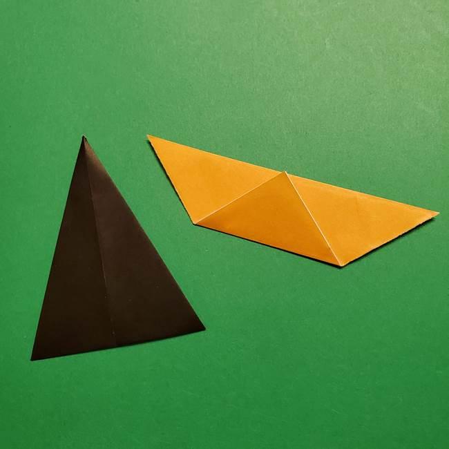 きめつのやいば よりいちの折り紙の折り方・作り方4着物(10)