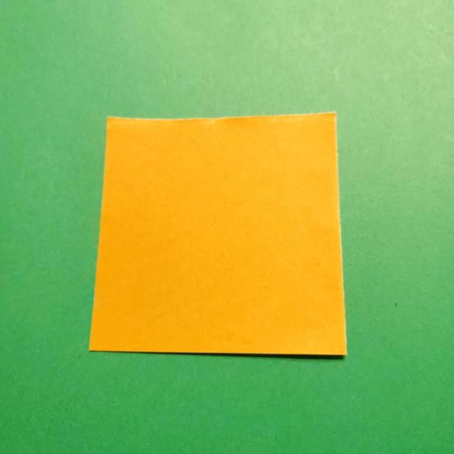 きめつのやいば よりいちの折り紙の折り方・作り方4着物(7)