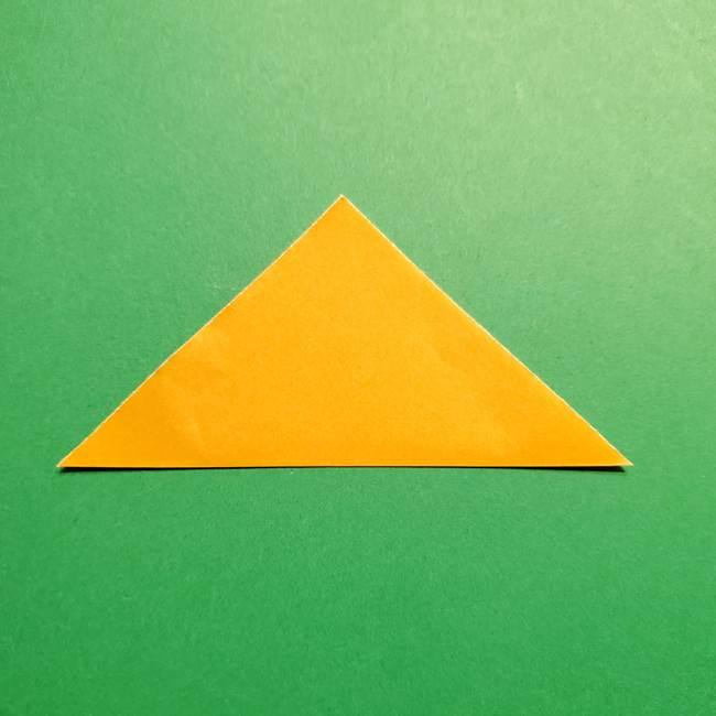 きめつのやいば よりいちの折り紙の折り方・作り方4着物(8)