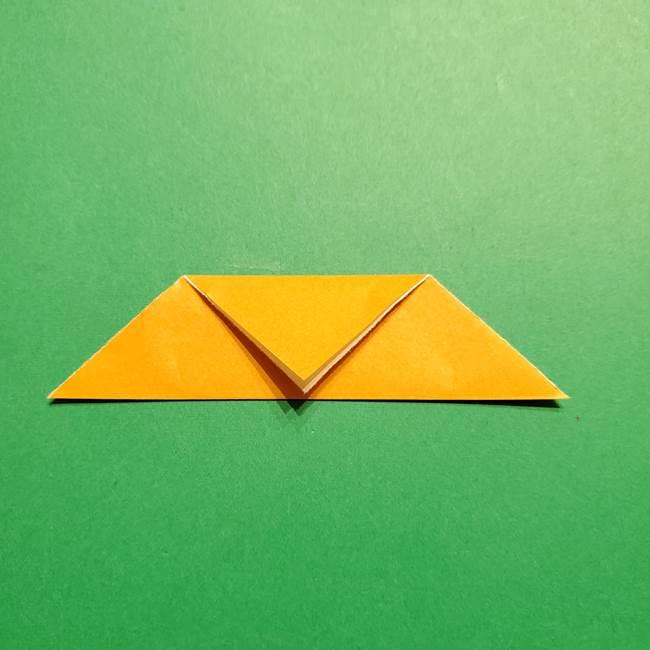 きめつのやいば よりいちの折り紙の折り方・作り方4着物(9)