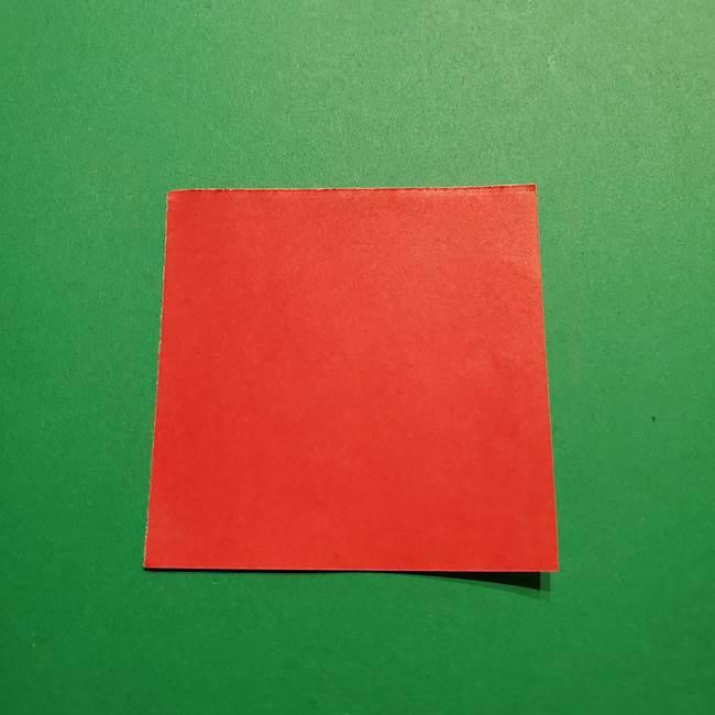 きめつのやいば よりいちの折り紙の折り方・作り方5羽織(1)