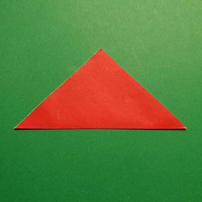 きめつのやいば よりいちの折り紙の折り方・作り方5羽織(2)