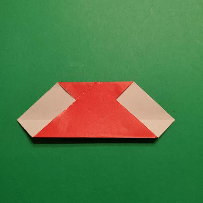 きめつのやいば よりいちの折り紙の折り方・作り方5羽織(5)