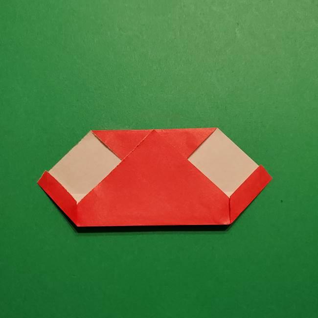 きめつのやいば よりいちの折り紙の折り方・作り方5羽織(6)