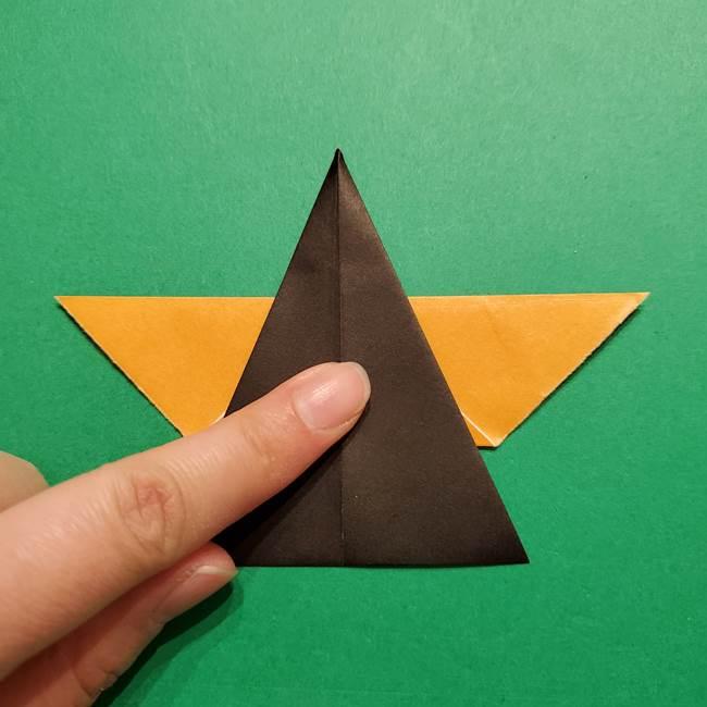 きめつのやいば よりいちの折り紙の折り方・作り方6調整(12)