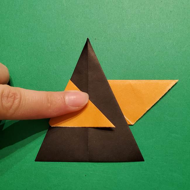 きめつのやいば よりいちの折り紙の折り方・作り方6調整(13)