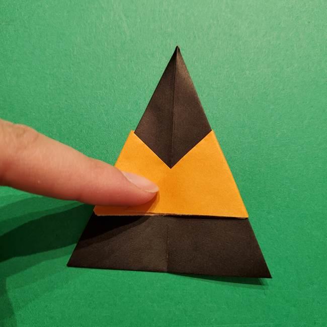 きめつのやいば よりいちの折り紙の折り方・作り方6調整(14)