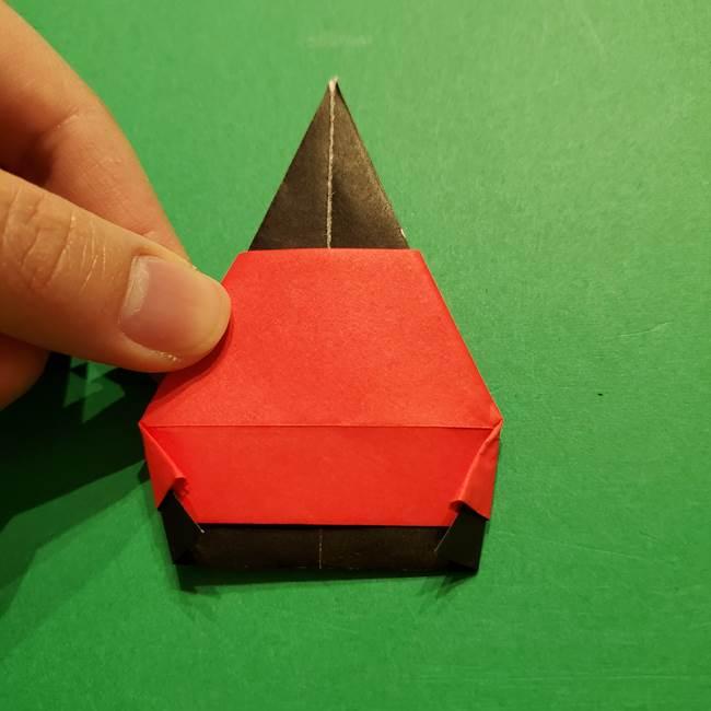 きめつのやいば よりいちの折り紙の折り方・作り方6調整(18)