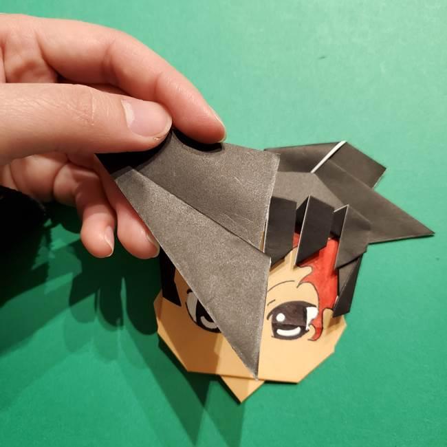きめつのやいば よりいちの折り紙の折り方・作り方6調整(8)