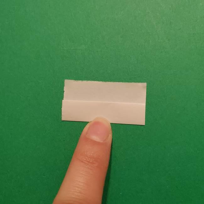 はがねづかの折り紙の折り方・作り方2手拭い(10)