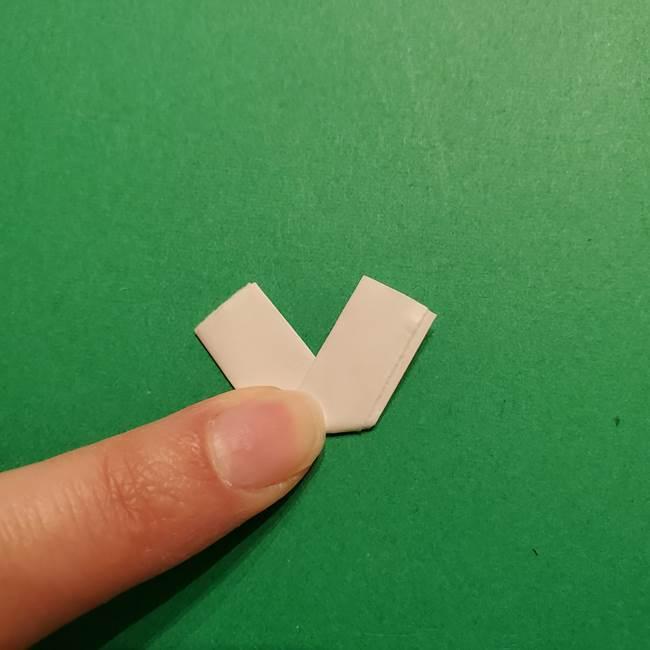 はがねづかの折り紙の折り方・作り方2手拭い(12)