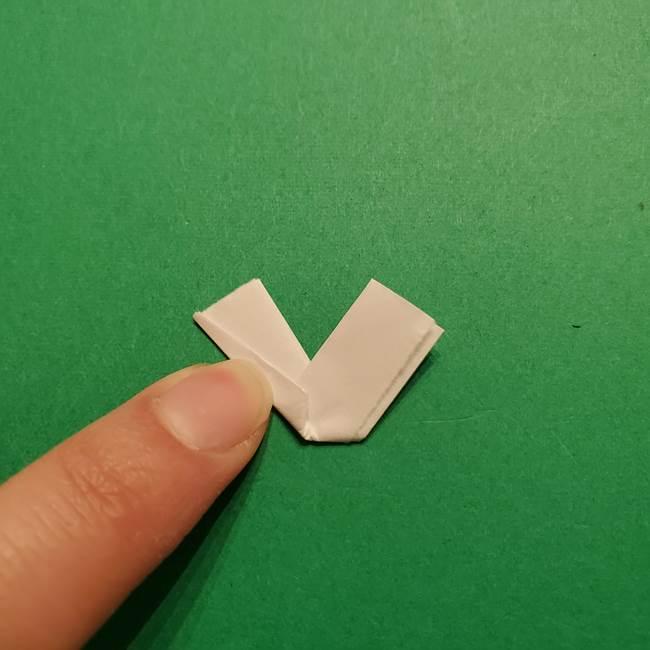 はがねづかの折り紙の折り方・作り方2手拭い(13)