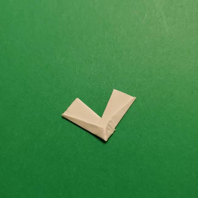 はがねづかの折り紙の折り方・作り方2手拭い(14)