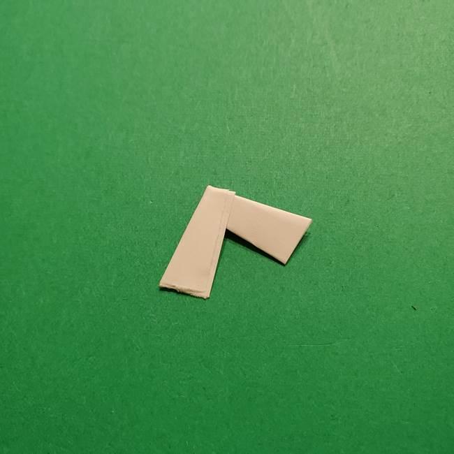 はがねづかの折り紙の折り方・作り方2手拭い(15)