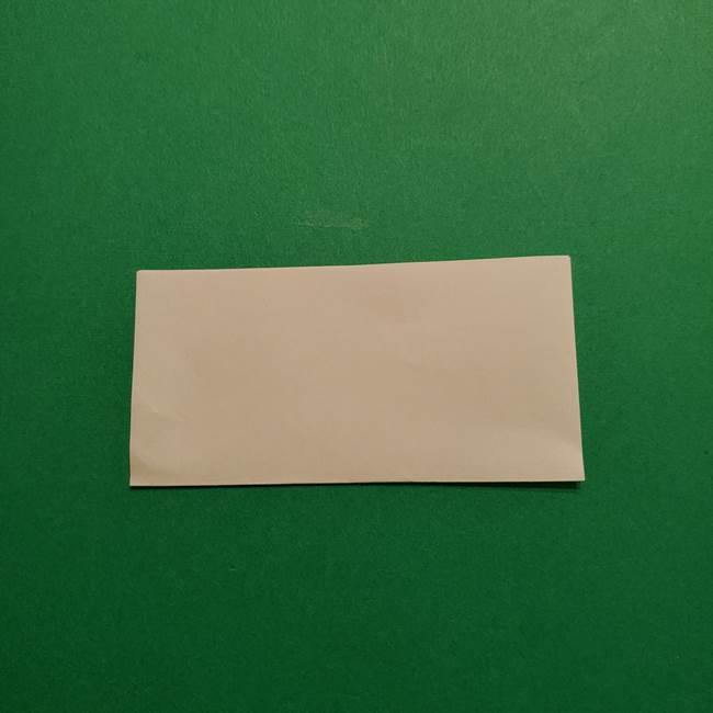はがねづかの折り紙の折り方・作り方2手拭い(2)