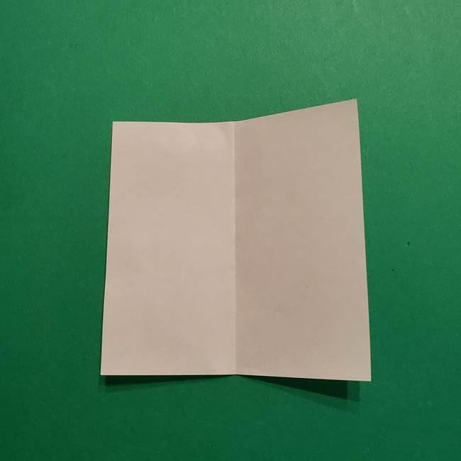 はがねづかの折り紙の折り方・作り方2手拭い(3)