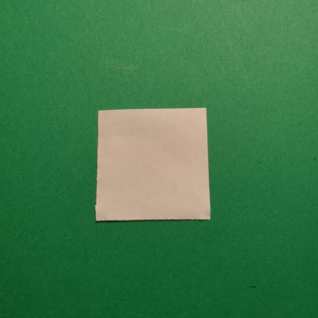 はがねづかの折り紙の折り方・作り方2手拭い(6)