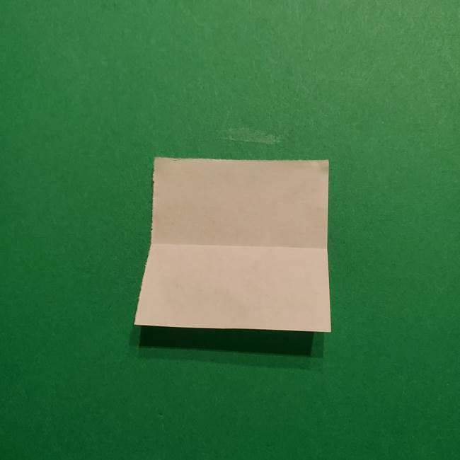 はがねづかの折り紙の折り方・作り方2手拭い(8)