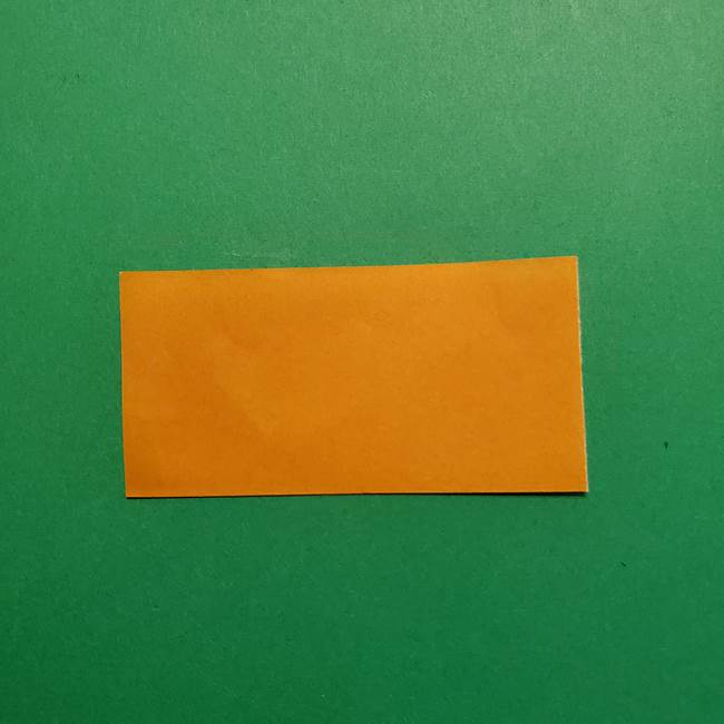 はがねづかの折り紙の折り方・作り方3着物(2)