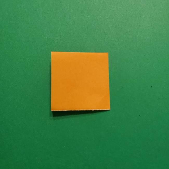 はがねづかの折り紙の折り方・作り方3着物(3)