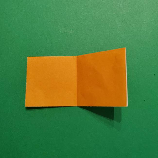 はがねづかの折り紙の折り方・作り方3着物(4)