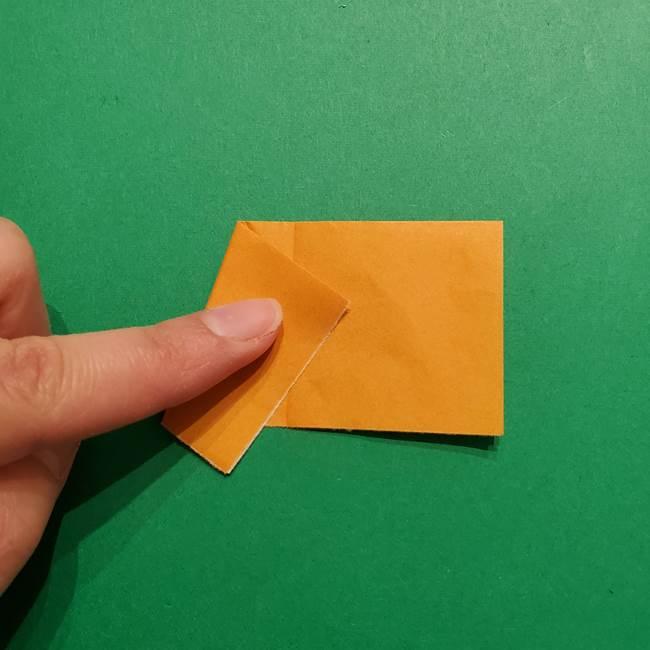 はがねづかの折り紙の折り方・作り方3着物(5)