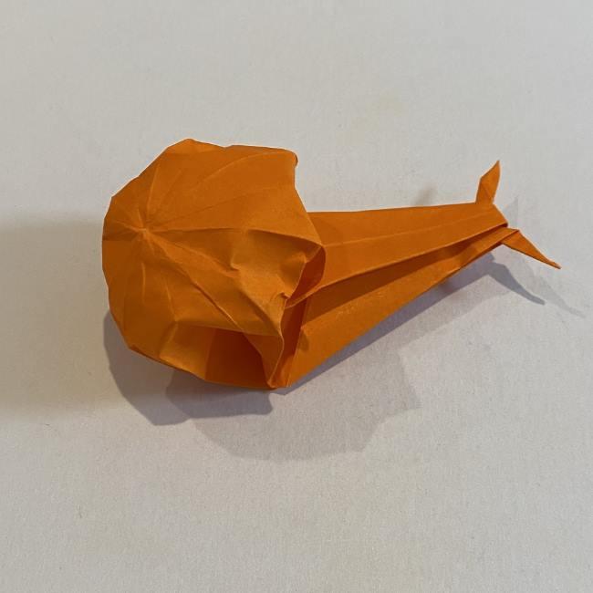 カタツムリの折り紙は難しい⁈リアルで立体的な折り方作り方を紹介