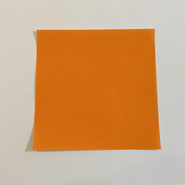 カタツムリの折り紙 リアルで立体的な折り方作り方 (1)