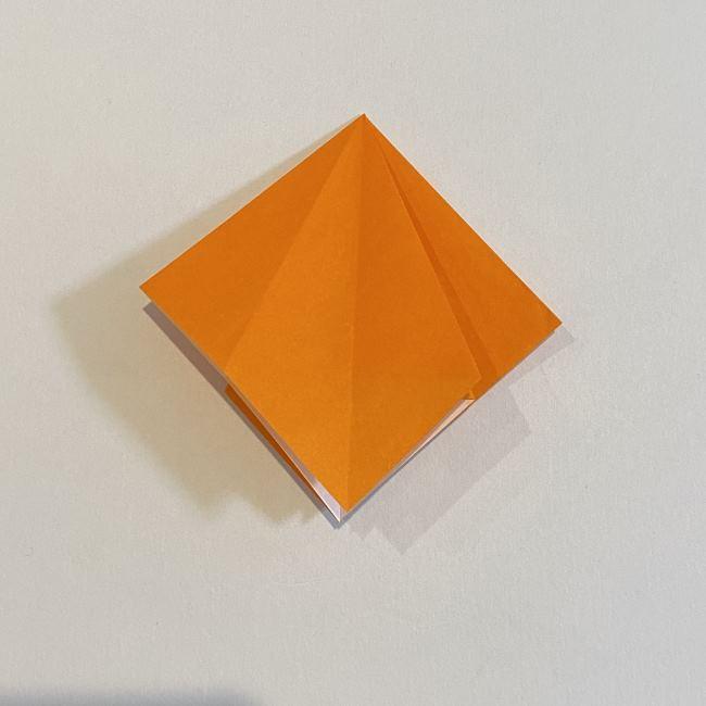 カタツムリの折り紙 リアルで立体的な折り方作り方 (15)