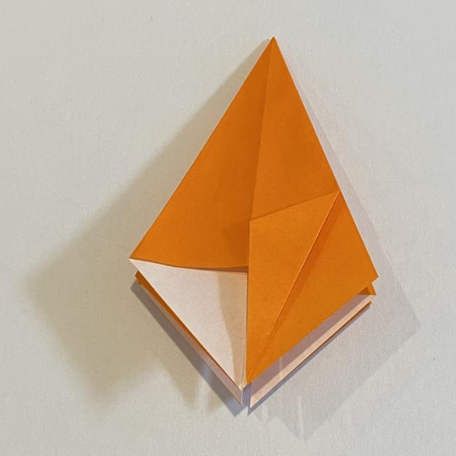 カタツムリの折り紙 リアルで立体的な折り方作り方 (20)