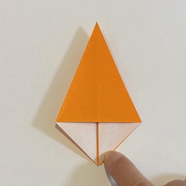 カタツムリの折り紙 リアルで立体的な折り方作り方 (25)