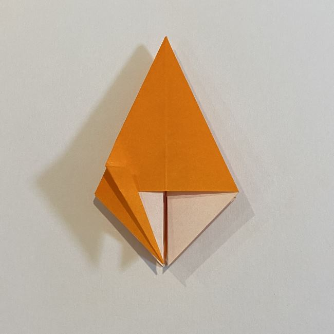 カタツムリの折り紙 リアルで立体的な折り方作り方 (27)