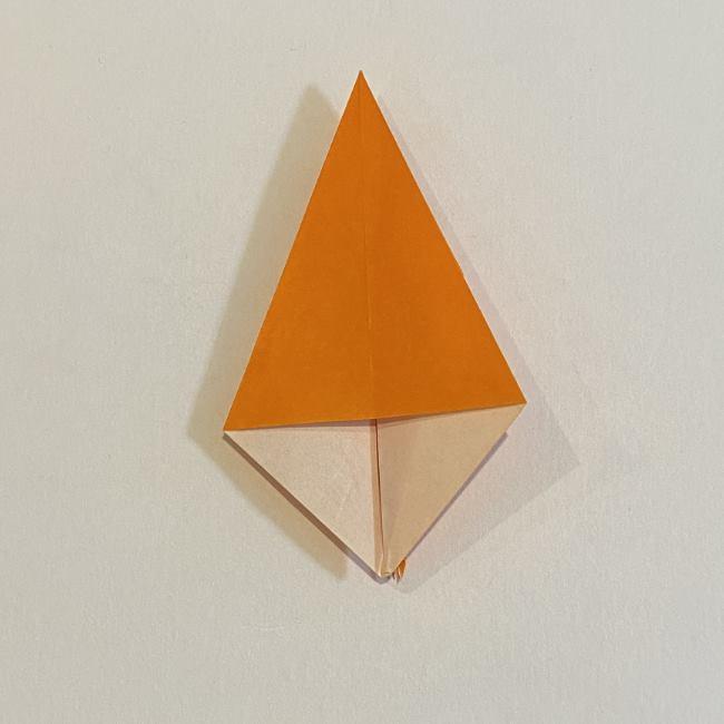 カタツムリの折り紙 リアルで立体的な折り方作り方 (31)