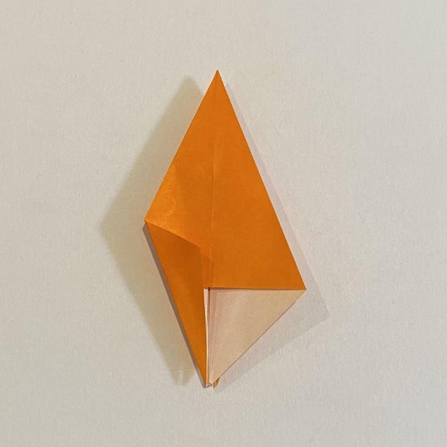 カタツムリの折り紙 リアルで立体的な折り方作り方 (32)