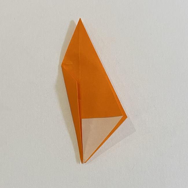カタツムリの折り紙 リアルで立体的な折り方作り方 (33)