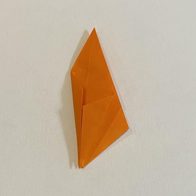 カタツムリの折り紙 リアルで立体的な折り方作り方 (34)