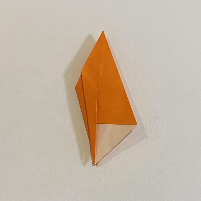 カタツムリの折り紙 リアルで立体的な折り方作り方 (40)