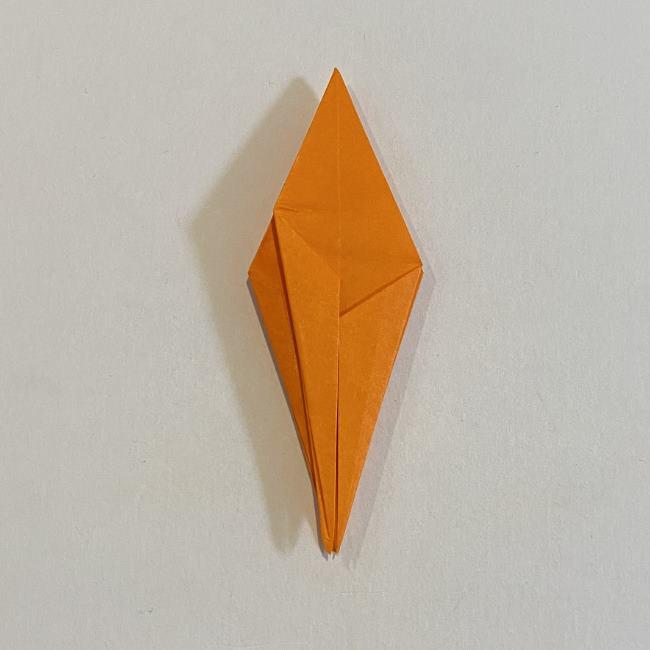 カタツムリの折り紙 リアルで立体的な折り方作り方 (45)