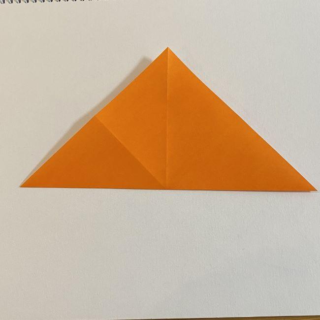 カタツムリの折り紙 リアルで立体的な折り方作り方 (5)