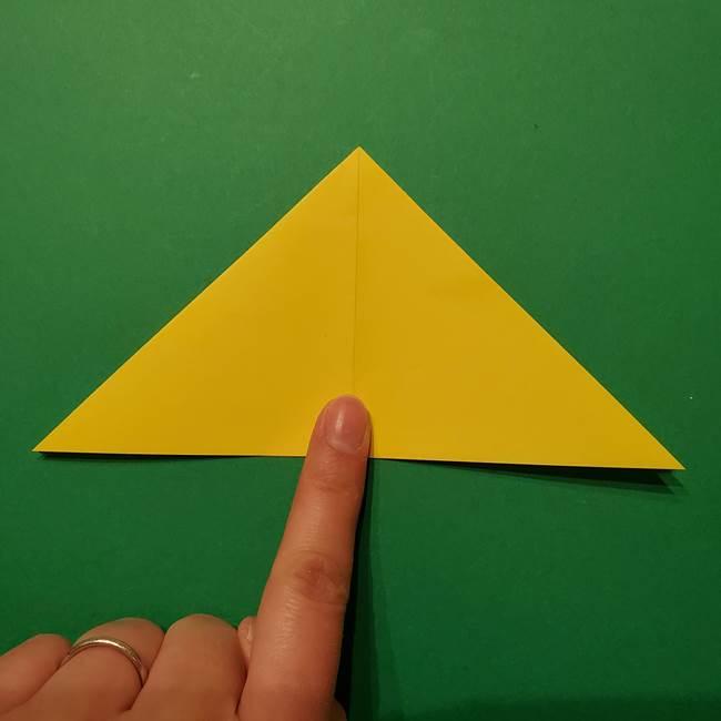 サルノリの折り紙の意外と簡単な作り方折り方(10)