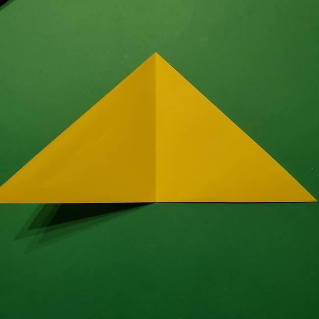 サルノリの折り紙の意外と簡単な作り方折り方(4)