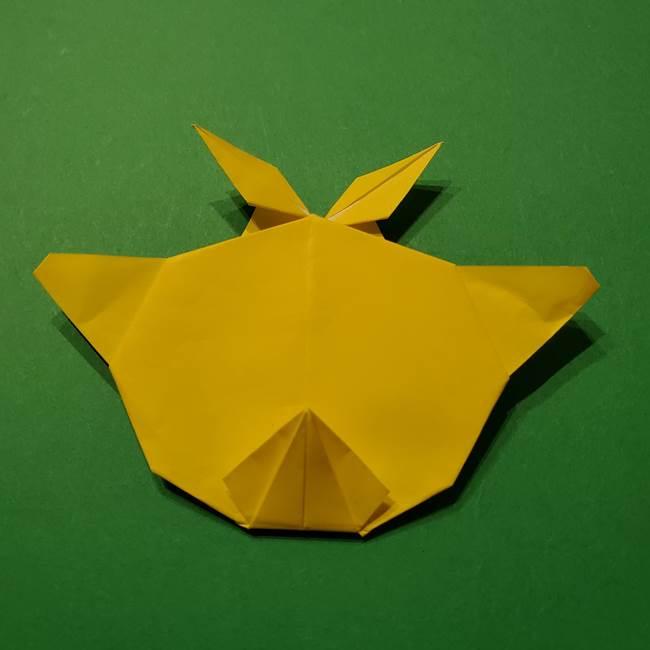 サルノリの折り紙の意外と簡単な作り方折り方(40)