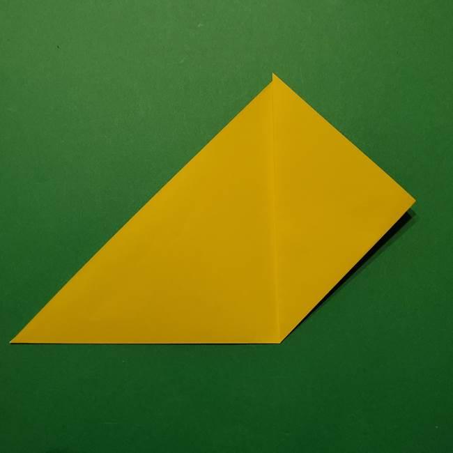 サルノリの折り紙の意外と簡単な作り方折り方(5)