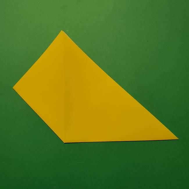 サルノリの折り紙の意外と簡単な作り方折り方(6)