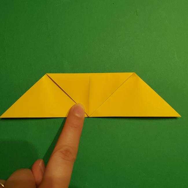 ゼラオラの折り紙*作り方折り方(11)