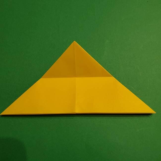ゼラオラの折り紙*作り方折り方(12)