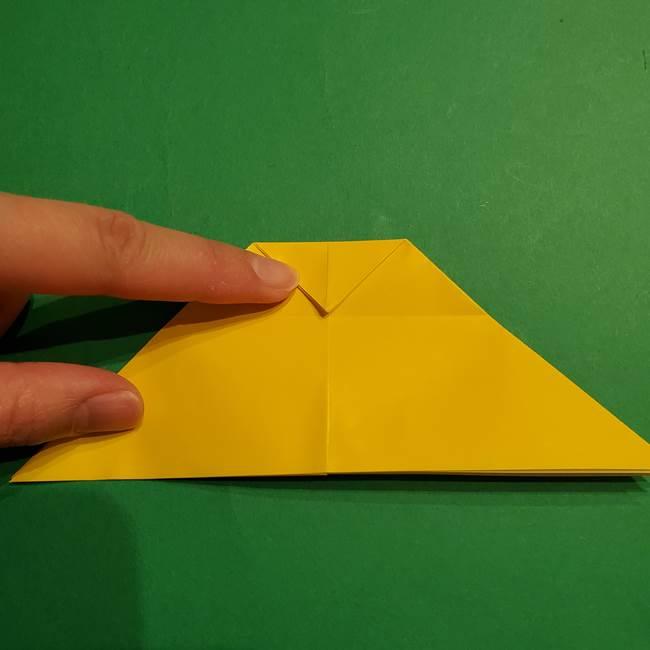 ゼラオラの折り紙*作り方折り方(13)