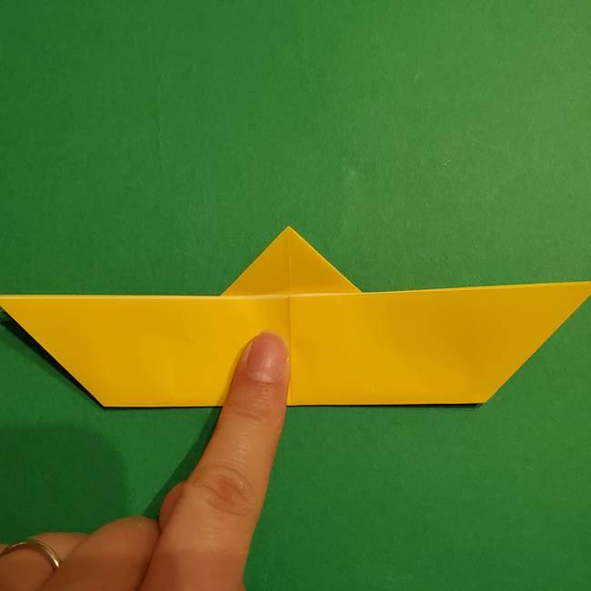 ゼラオラの折り紙*作り方折り方(15)